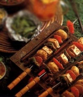 Barbecue om de zomervakantie in te luiden