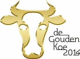 Uitreiking De Gouden Koe 2014