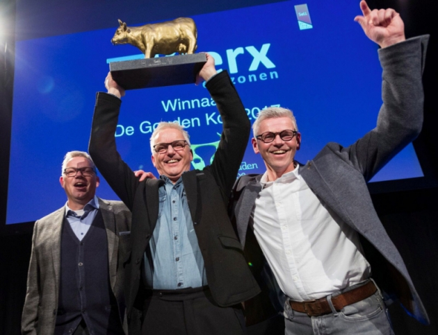 Wie wint De Gouden Koe 2018?