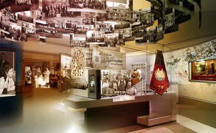 f67cb4bc555 Nieuw schoenen museum voor 9.9 miljoen euro - Nieuws van Sell ...
